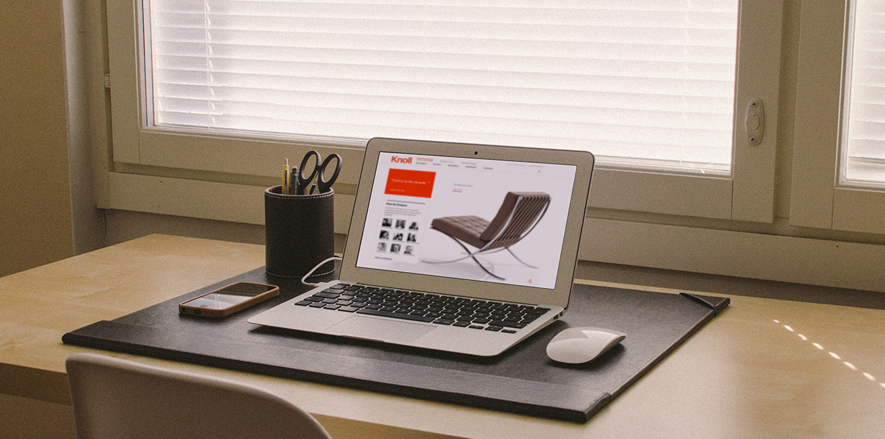 KNOLL WEBSITE