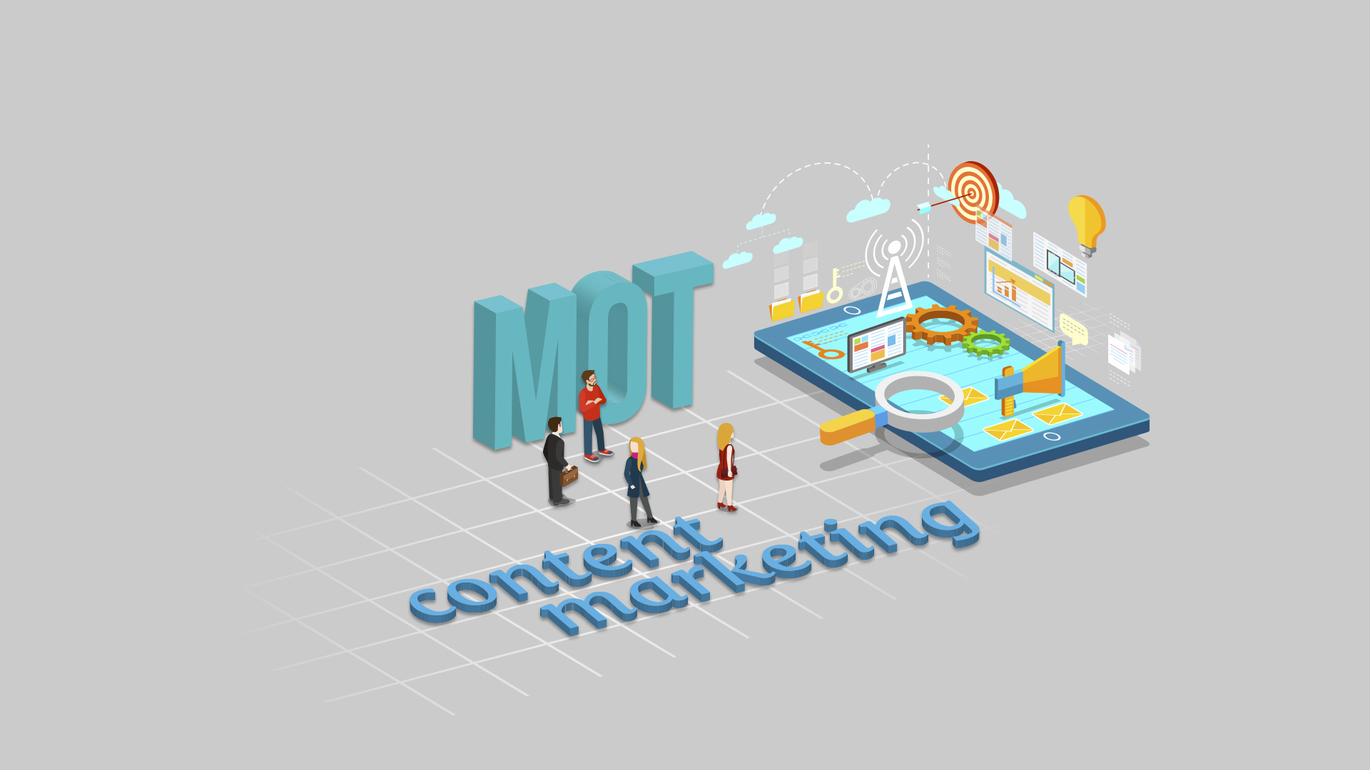 Give your content marketing a MOT