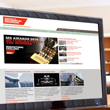 iMeche Website