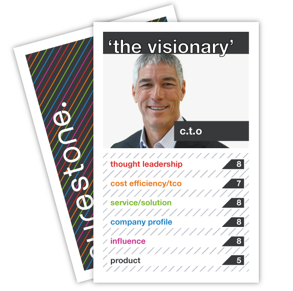 Persona card image the visionary